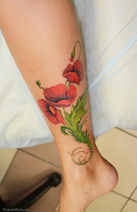 女生纹身图案;  !东坡黄羊 吧图片