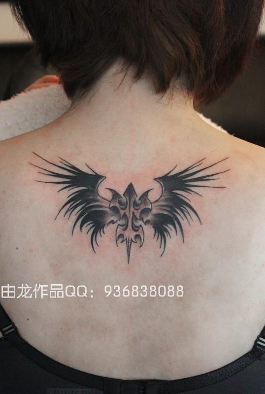 图腾纹身能遮盖蝎子图案吗