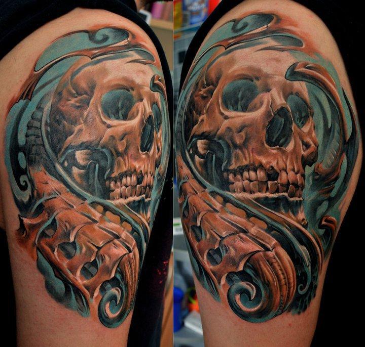 美日纹身图片精选:分享图片 原文转发|; 男生手臂鱼纹身图片